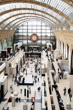 paris: musee d'orsay, must go to this museum! #MyTripAdvice photo by alice gao