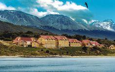 """""""""""LOS CAUQUENES RESORT & SPA"""""""" Ushuaia, provincia de Tierra del Fuego, Argentina"""
