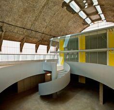 On Diseño - Proyectos: Centro cívico y cultural edificio Embarcadero