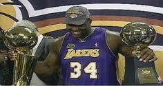 La mixtape officielle du Shaq signée par la NBA : distribution de Diesel pour…