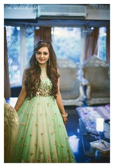 Sangeets are all about naach-gaana, masti and total craziness. It not only involves partying but also a lot of dancing. We would love to literally let our hair down for the sangeet… but we have some stunning hairstyles that'll make...