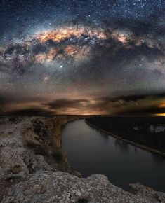 Murray River, Dark Skies, South Australia, Night Skies, The Good Place, Northern Lights, Earth, Sky, Places