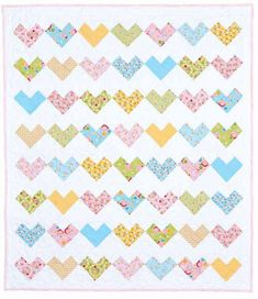 Keepsake Quilting features a rich collection of high-quality cotton quilting fabrics, quilt kits, quilting patterns, and more at the best prices! Baby Quilts Easy, Baby Quilts To Make, Baby Girl Quilts, Quilt Baby, Zebra Quilt Patterns, Heart Quilt Pattern, Quilting Patterns, Baby Patterns, Baby Sewing Projects