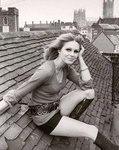 Joanna Lumley, before AbFab