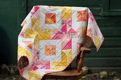 Cross Stitch Sparkle Quilt
