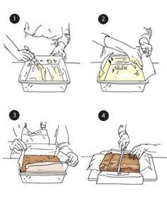 If you want perfect squares or rectangles, a spatula just won't cut it. Follow this easy step-by-step to guarantee treats that look as good as they taste.