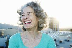 Smiling woman - Blend Images/REX