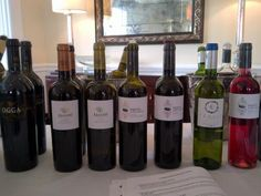 Ermita wines with Abando and OGGA - www.santalba.com