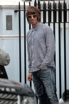 Liam Gallagher Photos - 2012 Olympic Games - Closing Ceremony - Zimbio