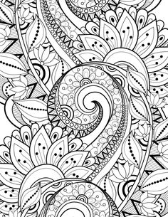 Adult Coloring - Page 5