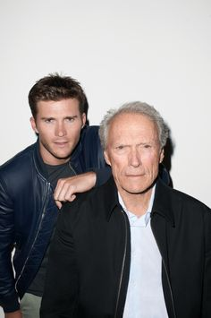 Clint and Scott Eastwood: No Holds Barred in Their First Interview Together  - Esquire.com