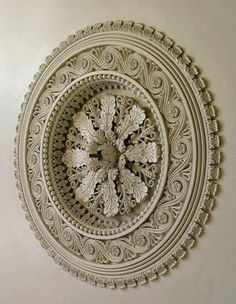 Ceiling Rose, Bongs, Cot, Art Museum, Decorative Plates, Home Decor, Crib Bedding, Decoration Home, Room Decor