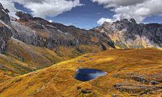 Photograph Lagoon callejon de conchucos Cordillera Blanca peru by juan gabaldon on 500px