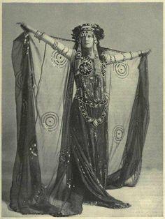 Lydia Anneli Bleth: Vintage Bellydance & Vintage Bellydance CostumesBl...
