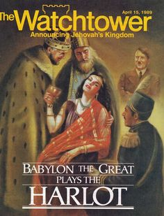 Who is Babylon the Great?   Read At JW.ORG
