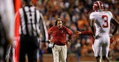 #MONSTASQUADD College Football Playoff Rankings: Alabama Falls Out of Top 4
