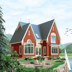 55 Best Charcoal Metal Roof On White House Images Metal