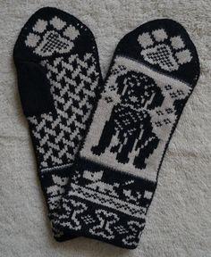 NORWEGIAN Hand Crafted 100 wool Knee Length by NordicStarStudio