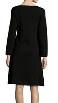 Robe schumacher , Manches longues, Col rond 82% laine vierge, 16% polyamide, 2% élasthanne