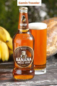 Banana Bread beer, tasty craft beer. Read my top 5 Craft Beers around the world.