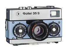 Ooh! New Rollei 35 -- looks fun!