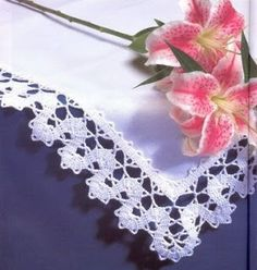 Bico em ZigueZague Crochê - / Nozzle Zig Zigzag Crochet - 1