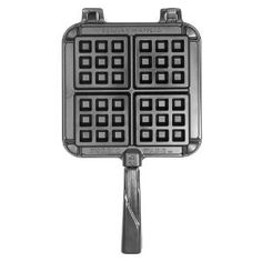 I lovet this stovetop Belgium wafle iron by NordicWare