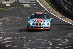 BMW Z3 at the Ring