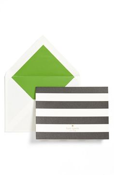 kate spade new york 'polka dot' note cards (Set of 10) | Nordstrom