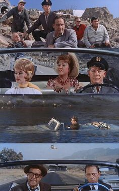 It's a Mad, Mad, Mad, Mad World (1963) Oh my word. I LOVE this movie! I start laughing just thinking of certain scenes!