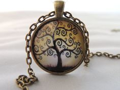 Tree of life Necklace Woodland Jewelry Tree by pnljewelrydesigns, $14.00