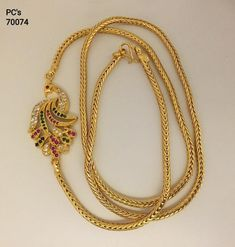 / To place order watsap us on 8179399644 V Gold Mangalsutra Designs, Gold Earrings Designs, Gold Wedding Jewelry, Gold Jewelry, Jewellery, Gold Chain Design, Asos, Silver Chain Necklace, Boho