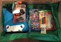 Christmas Eve box for toddlers                                                                                                                                                                                 More