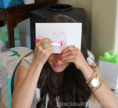The funnest baby shower game ever + TONS of baby shower ideas from funCheapOrFree.com