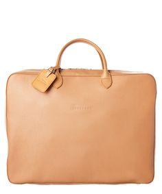 LONGCHAMP Longchamp Le Foulonne Small Leather Suitcase .  longchamp  bags   leather  lining  travel bags  suitcase   1dfc063556