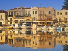 Rethymnon, Crete, Greece