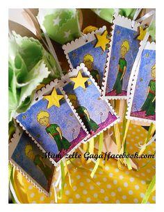 Μπομπονιερα Ο Μικρος Πριγκιπας Christening Decorations, Christening Favors, Gift Wrapping, Handmade, Gifts, Il Piccolo Principe, Gift Wrapping Paper, Hand Made, Presents