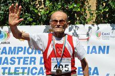 Tricolori Master Orvieto: oggi si parte con il 101enne Ottaviani   atleticanotizie