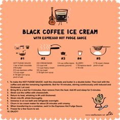 Black sesame, Black sesame ice cream and Ice cream recipes on ...