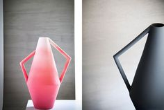 Kora Vases by Studio Pepe, Featured on sharedesign.com.