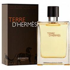 Hermès Men's Terre d'Hermès Eau de Toilette Spray