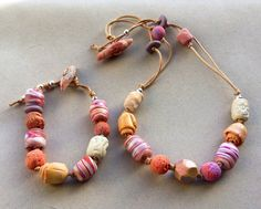 Beach Bracelet and Necklace