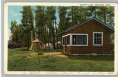 Tourist Camp .. Brainerd, Minnesota