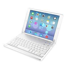 9a1a40d25a9 Arteck UltraThin Apple iPad Air 2 97inch iPad Pro Bluetooth Keyboard Folio  Case Cover with BuiltIn