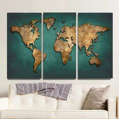new photographs most up-to-date photos world map bedroom canvas art summer recipe wedding funny Framed Maps, Framed Wall Art, Wall Art Decor, Canvas Wall Art, Wall Art Prints, Painting Prints, Canvas Prints, World Map Bedroom, Bedroom Canvas