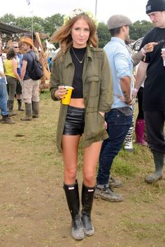 Millie Macintosh - Festival Fashion Inspiration - Festival Fashion