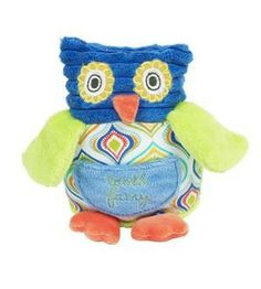 Blue Owl Tooth Fairy Pillow