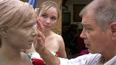 Jim Gion Sculpture Series - Applying the Measurements
