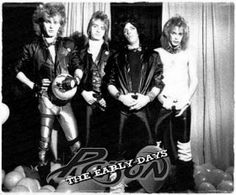 Poison early days