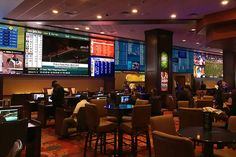 Silver Legacy Sports Book Wins Big with Panoramic Video Wall | RGB Spectrum